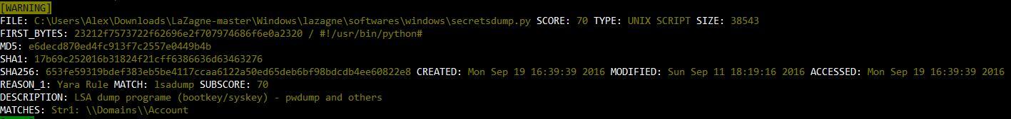 611 Поиск в компьютере на Windows и Linux следов взлома
