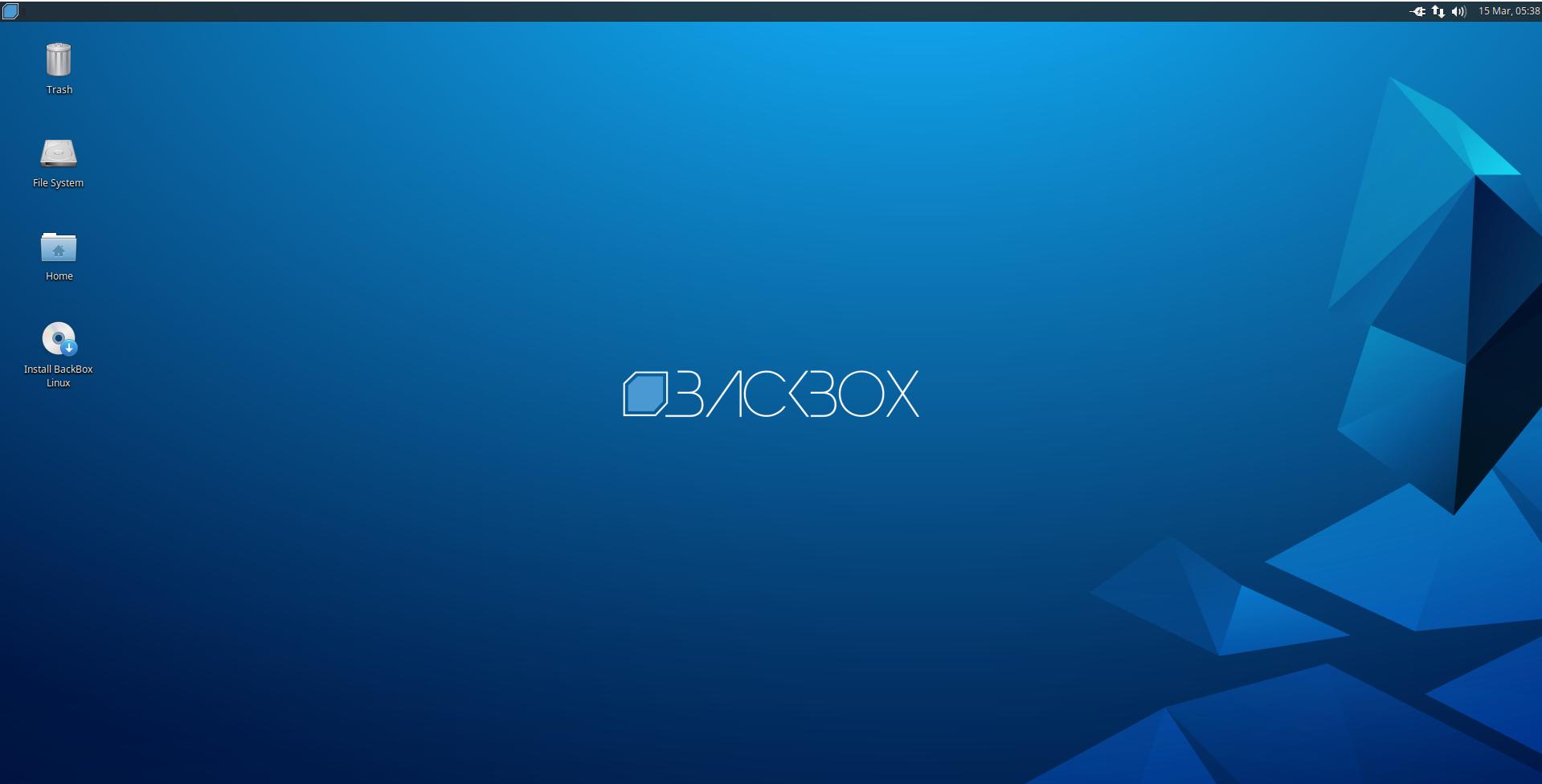 Знакомство с BackBox Linux: обзор, установка, подсказки по ...